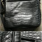Krokodil táska