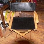 rendező szék