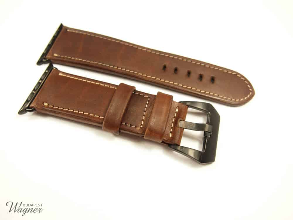 leather  apple watch strap
