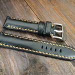 leather wachstrap